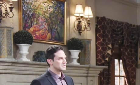 (TALL) Stefan Confronts His Mother - Days of Our Lives