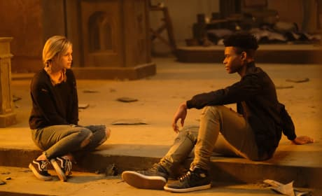 The Visions - Cloak and Dagger Season 1 Episode 4