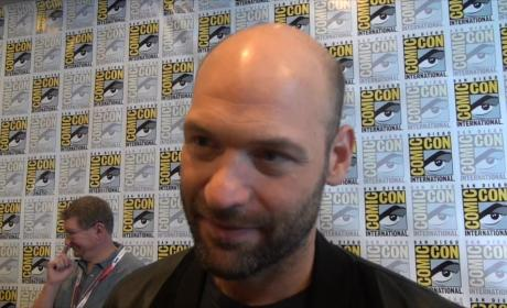 Corey Stoll Comic-Con Interview