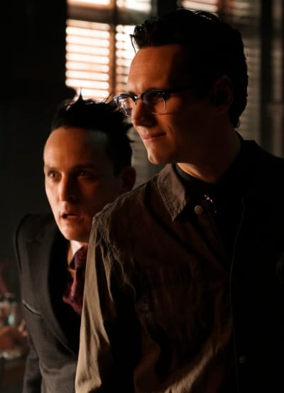 Together Again - Gotham Season 5 Episode 8