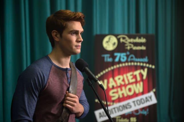 The Big Audition - Riverdale Season 1 Episode 6