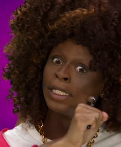 Symone Makeup Fail - RuPaul's Drag Race Season 13 Episode 12
