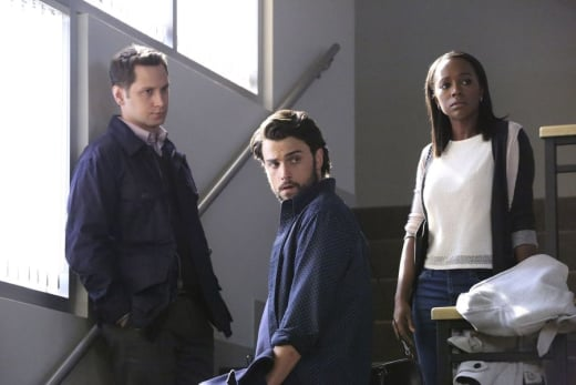 Getting Rattled - How to Get Away with Murder