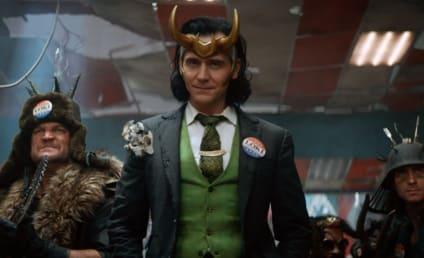 Disney+ Sets Premiere Dates for Loki, Turner & Hooch, & More