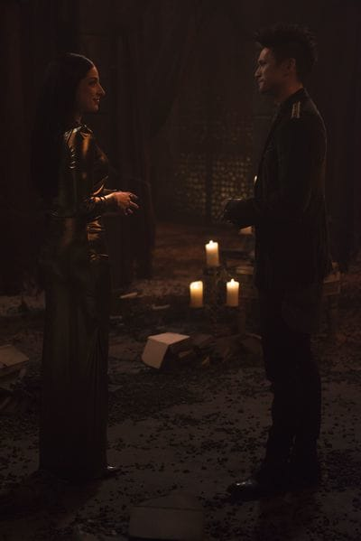 The King and Queen - Shadowhunters Season 3 Episode 21