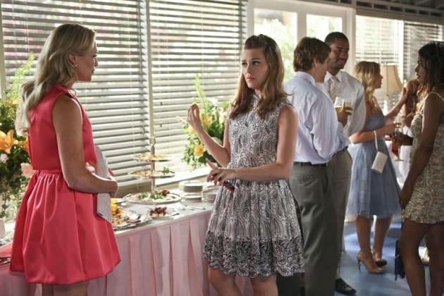 Party Time, Party Talk  - Hart of Dixie Season 4 Episode 2