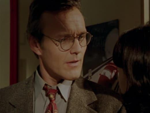 Staying In - Buffy the Vampire Slayer