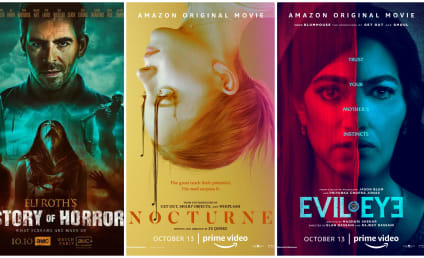What to Watch: Halloween Creeps In With Series and Films to Scare You!!