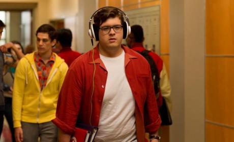 Roderick - Glee Season 6