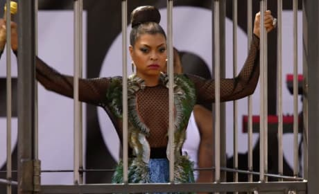 Empire Season 2 Promo: Cookie in a Cage!