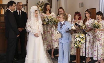 Teachers Series Finale Exclusive Look: Here Comes the Bride!!
