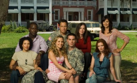 The Army Wives Cast