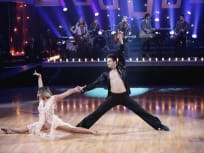 Cutting a Rug on DWTS