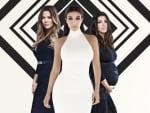 Three Kardashians - Keeping Up with the Kardashians