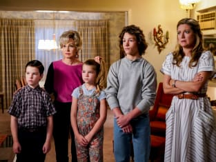 Offered a Job - Young Sheldon