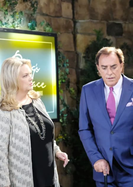 Tony Makes a Confession - Days of Our Lives