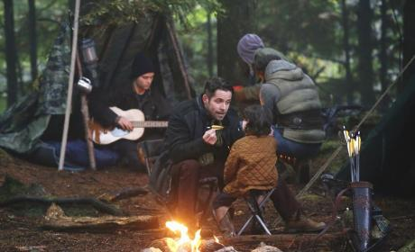Robin's Arrow - Once Upon a Time Season 4 Episode 10
