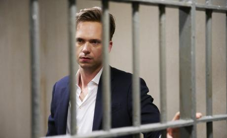 A Life Behind Bars? - Suits Season 5 Episode 11