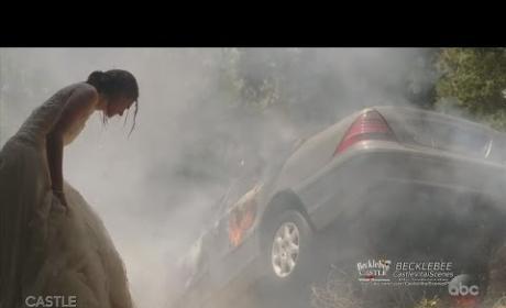 Castle Season Premiere Scene