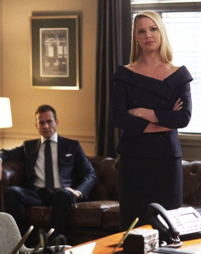Working Together! - Suits Season 8 Episode 7