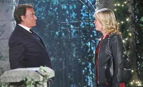 Andre Abducts Sami - Days of Our Lives