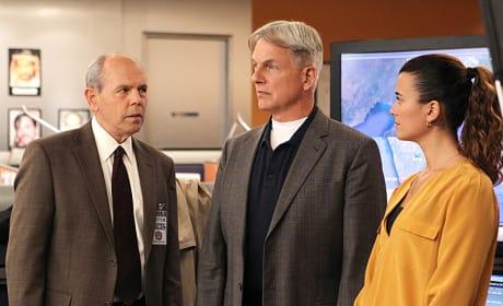 Ziva, Gibbs, Fornell