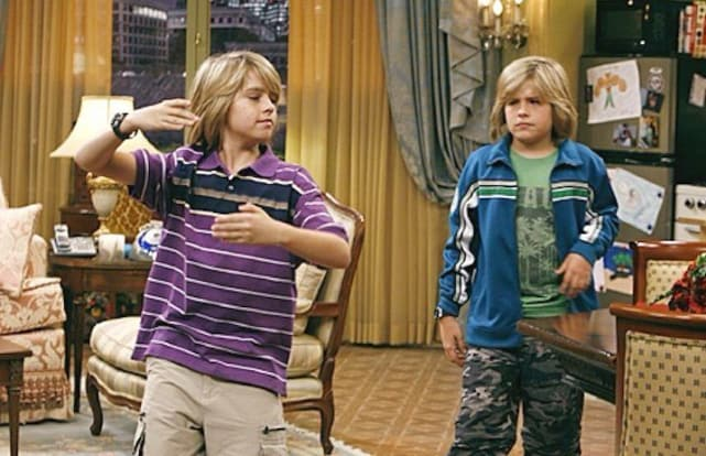Zack and Cody - Suite Life of Zack & Cody