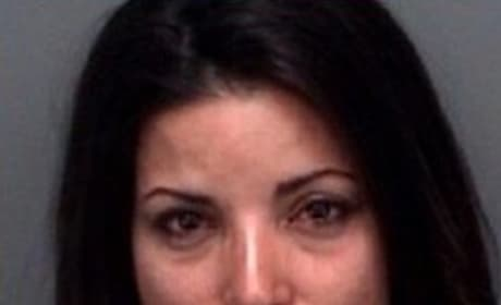 Mary Delgado Mug Shot
