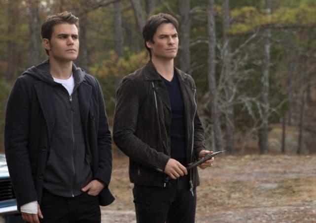 Team-Up - Stefan & Damon Salvatore