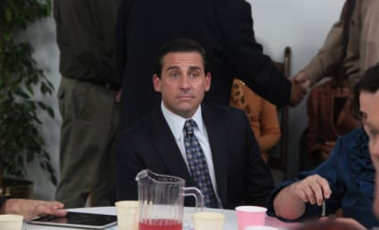 Steve Carell to Return For The Office Finale