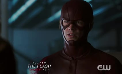 The Flash Promo: Cold-Hearted Cait
