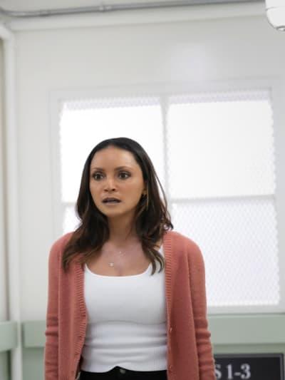 Cecile - The Flash Season 7 Episode 13