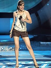Haley Scarnato, American Idol
