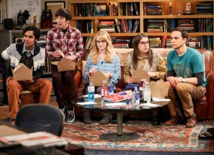 Watch The Big Bang Theory Season 12 Episode 18 Online