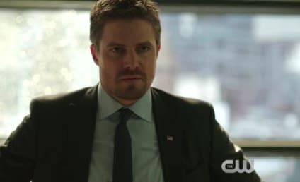 Arrow Promo: Who Failed Star City?