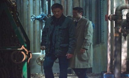 Supernatural Preview & Sneak Peek: The Return of Castiel