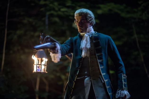 Angry St. Germain - Outlander Season 2 Episode 6
