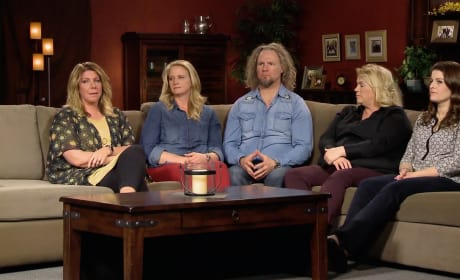 Speaking About The Family - Sister Wives