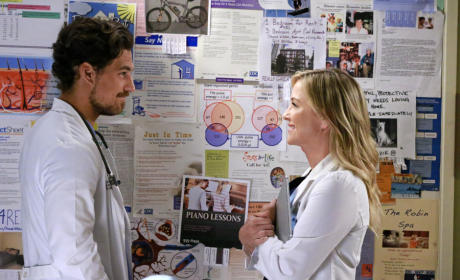 Getting Along - Grey's Anatomy Season 12 Episode 1