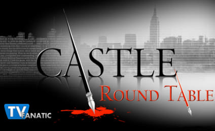 Castle Round Table: The Invisible Man