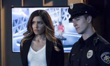 Not So Happy Dinah - Arrow Season 6 Episode 5