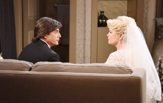 Will Adrienne Dump Lucas? - Days of Our Lives