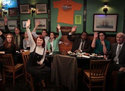 Watch The Office Season 9 Episode 22 Online