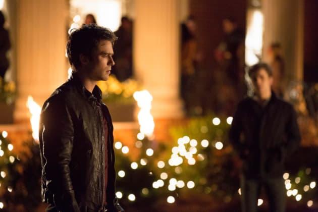 Damon Salvatore, All Alone