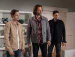 A Series of Murders - Supernatural