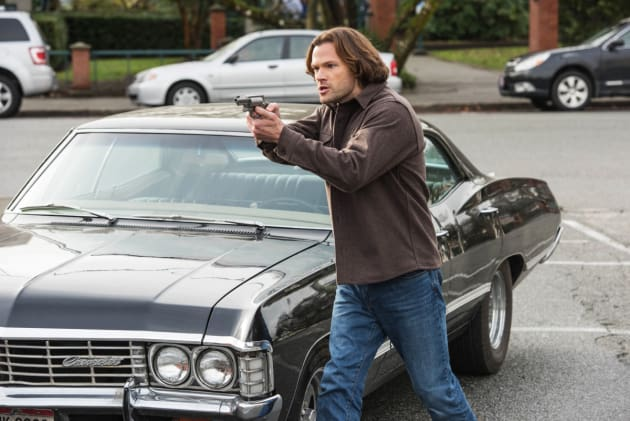 Sam Tries To Help - Supernatural Season 13 Episode 12
