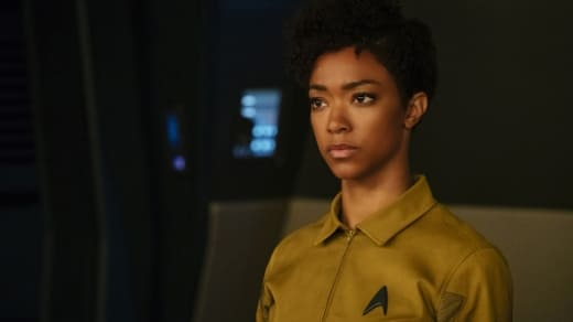 Prisoner Burnham - Star Trek: Discovery Season 1 Episode 3
