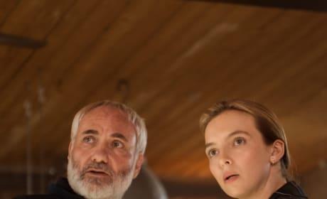 Konstantin Looks Surprised - Killing Eve Season 2 Episode 6