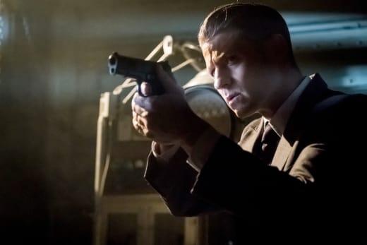Jim's Got a Bead on Him - Gotham Season 4 Episode 2