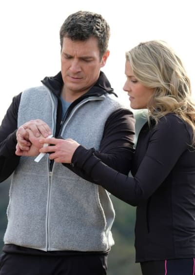 Fitness Tracker - The Rookie Season 2 Episode 14